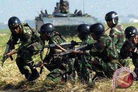 Pangdam II/Sriwijaya Tinjau Lokasi Penembakan TNI