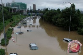 Banjir Korea Selatan akibatkan 13 orang tewas, 1.000 lainnya mengungsi
