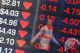 Pasar Aussie dibuka melemah terseret saham keuangan