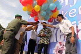 Peringatan Hari Listrik Nasional di Balikpapan