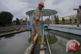 Kemarau, air tiga sungai sumber PDAM Kota Bengkulu menyusut