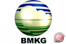 BMKG: Musim hujan di Bengkulu mulai Desember