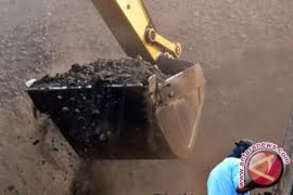 Sedikitnya 50 tewas dalam keruntuhan tambang emas Kongo timur