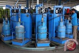 Warga Mukomuko keluhkan mahalnya harga gas elpiji