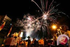 Astaga, Pesta Kembang Api Tahun Baru Makan Korban
