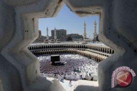 Jamaah embarkasi Padang meninggal di Mekkah