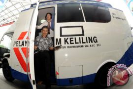 Polda Metro Jaya fasilitasi lima layanan SIM Keliling di Jakarta
