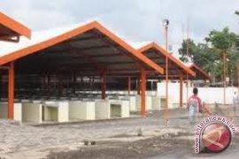 Pembangunan pasar Minggu sekuer  Bengkulu tahap perencanaan