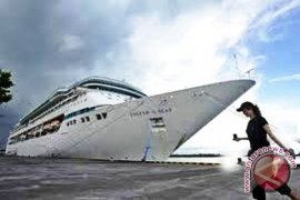 1.200 turis kapal pesiar singgahi Sabang
