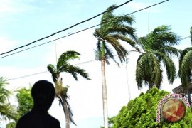 BMKG Imbau Warga Bengkulu Waspadai Siklon Dahlia