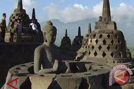 Taman wisata Candi Borobudur - Prambanan dibuka kembali