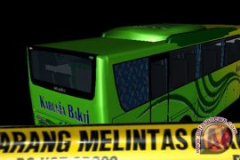 Bus vs truk, lima tewas di Aceh Timur