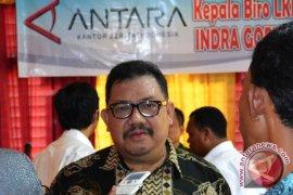 Gubernur Sulut terima dirut ANTARA