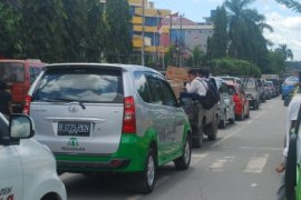 Mogok Sopir Angkot