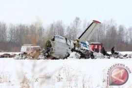 Empat tewas dalam insiden pesawat jatuh di Siberia