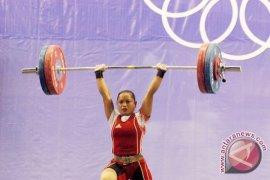Lifter putri raih satu tiket olimpiade