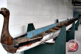 Ada temuan perahu kuno di Tanjabtim