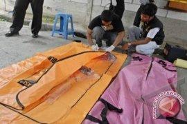 Polisi sebut hasil visum mayat terapung di Teluk Kendari akibat tenggelam