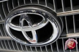 Toyota Produsen Mobil Teratas Dunia Semester I