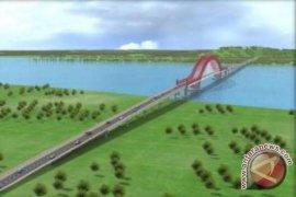 Jembatan Tayan Diperkirakan Tuntas Lebih Cepat