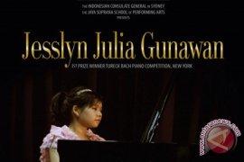 Pianis Cilik Indonesia Konser di Opera House Sydney