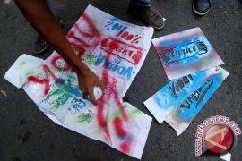Polisi bubarkan puluhan siswa SMA di Singkawang rayakan kelulusan