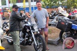 Biker Motor Besar Brunai Kagumi Singkawang