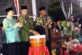 Presiden Buka MTQ Nasional di Ambon
