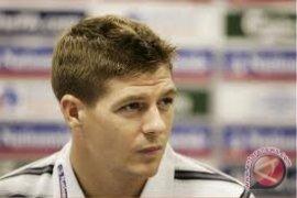 Piala Dunia - Gerrard: Singa-singa muda harus tampil maksimal