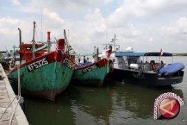 164 Kapal Asing Ilegal Diamankan di Kalbar
