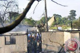 Helikopter Berpenumpang Sejumlah Petinggi TNI Jatuh di Poso