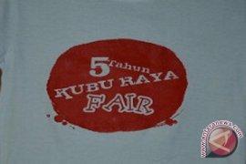 54 Stan Pameran Ramaikan Kubu Raya Fair