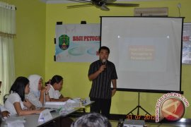 Dinkes Nunukan Gelar Pelatihan Konseling HIV/AIDS