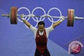 Triyatno tambah medali olimpiade Indonesia