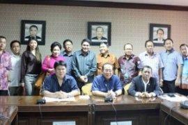Kunjungan DPRD Sulut