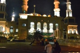 Malam Takbiran di Islamic Center