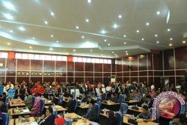 DPRD kota Bengkulu terima kunjungan DPRD Oku Selatan