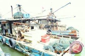 Patroli Gabungan Temukan Lima Kapal Malaysia