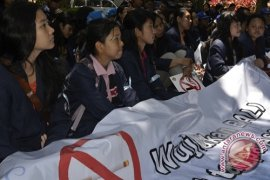 Koalisi Kesehatan Bali Tolak Kongres Tembakau