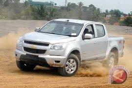 Penjualan Chevrolet Sudah Penuhi Separuh Target