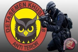 Terduga teroris ditangkap di Kapuas Hulu