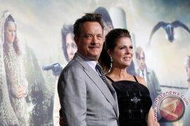 Aktor kenamaan Tom Hanks dan istri mengaku kena virus corona