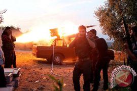 Konflik di Suriah mereda setelah Turki dan Rusia gencatan senjata