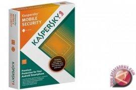 Antivirus Telepon Seluler Kaspersky Bisa Deteksi Maling
