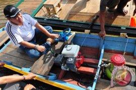Kalbar Usulkan Nelayan Gunakan Gas