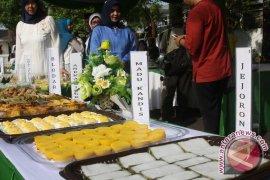 Tim PKK Kota Pontianak Kenalkan Kuliner Tradisional