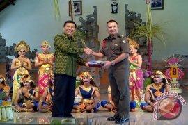 Atase Militer Asing Belajar Budaya Bali