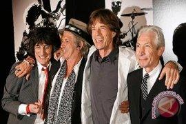 Rolling Stones Goncang Abu Dhabi
