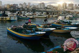AL Israel ganggu nelayan Jalur Gaza meskipun nyatakan laut  terbuka