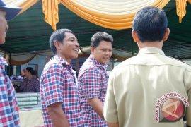 """Pelantikan Kades Air Duren, Bangka ala """"Jokowi"""""""